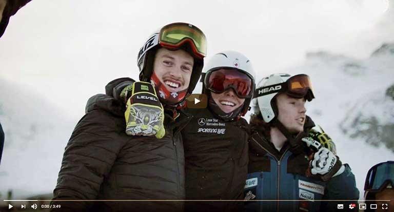 Les disciplines SKI FREESTYLE (épisode 1) : Skicross